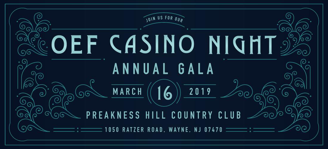 2019 Casino Night