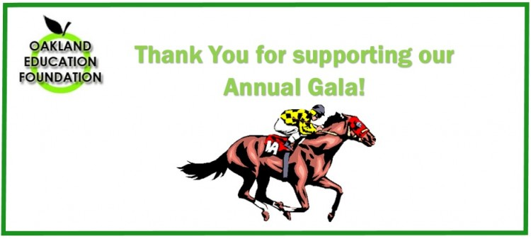 2015 OEF Annual Gala – Thank You