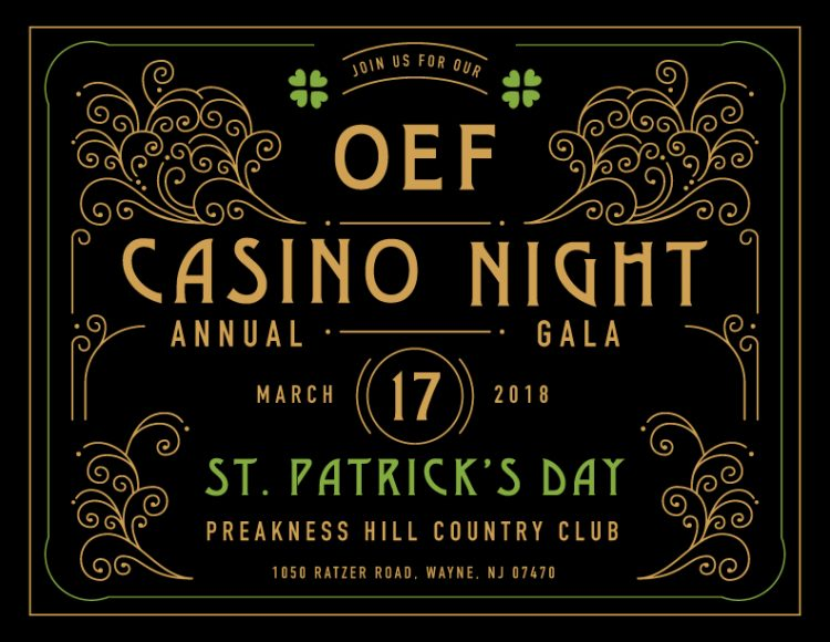 OEF Annual Gala – Thank You