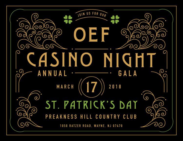 OEF Annual Gala – Thank You